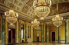 Villa Reale, interni