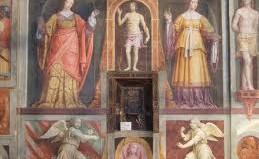 San Maurizio, dettaglio