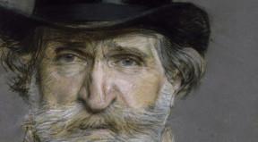 Giuseppe Verdi / Boldini - Verdi / Portrait by Boldini / 1886 - Giuseppe Verdi / Boldini